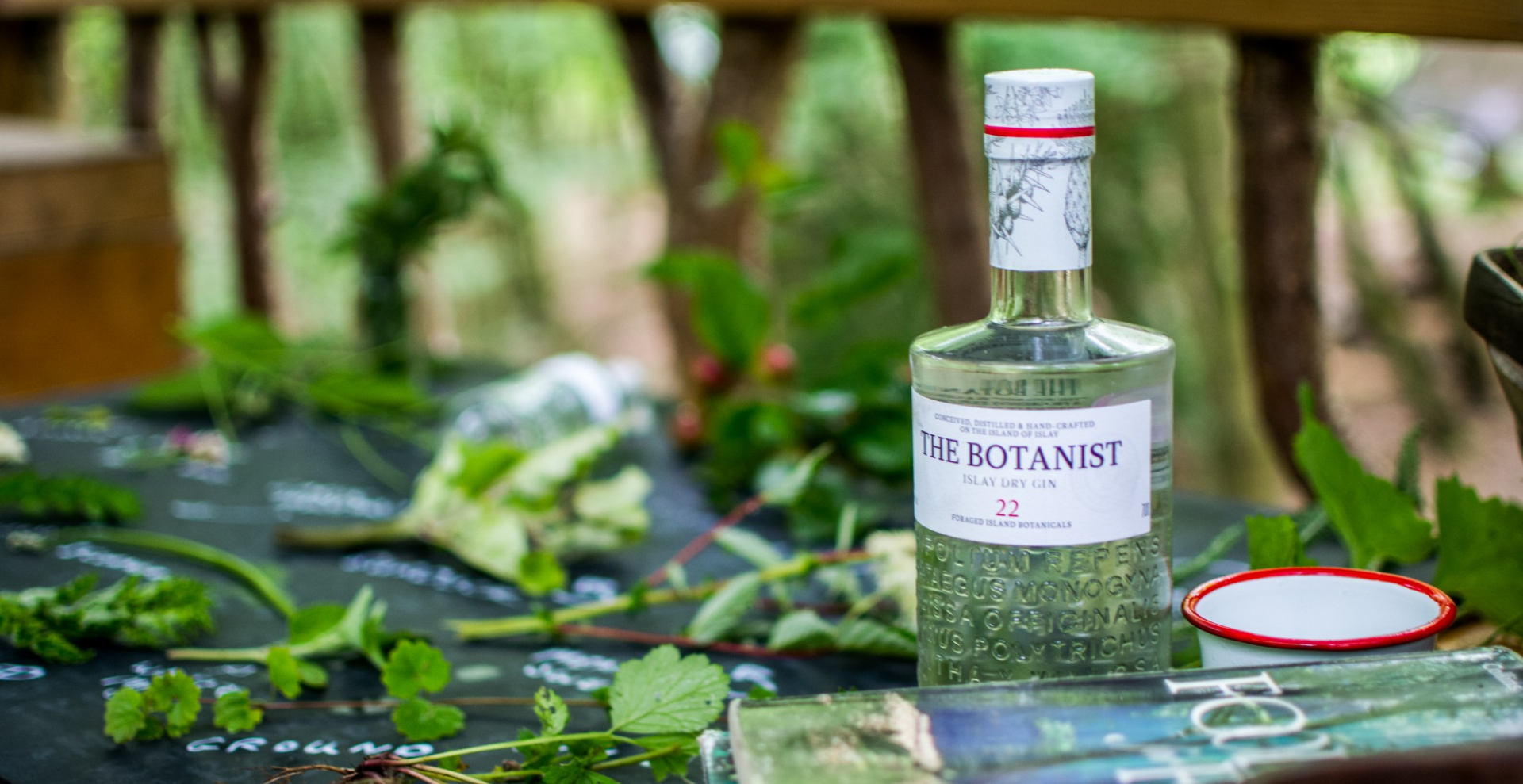 #BeTheBotanist: The Foragers Table