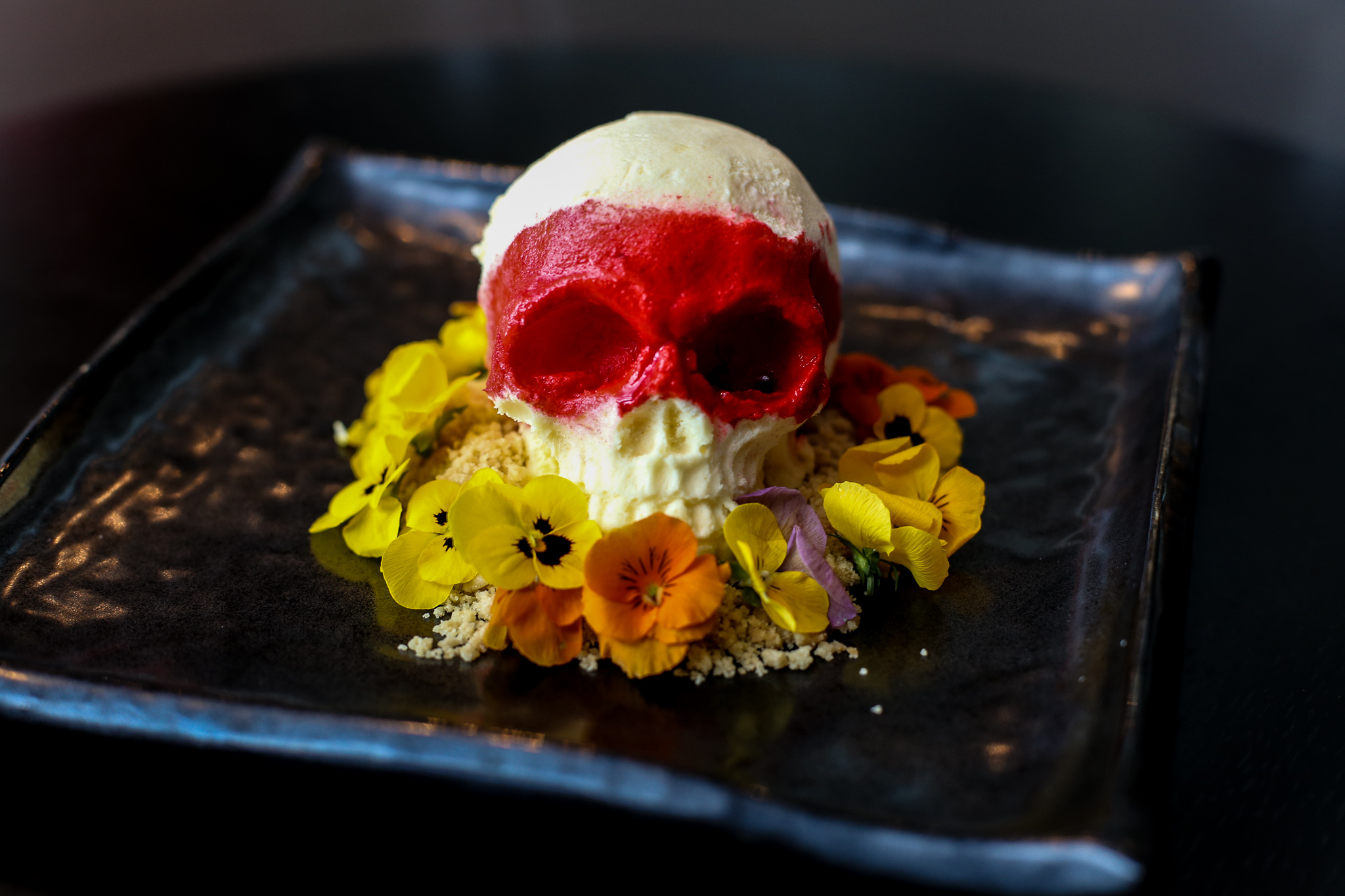 Day of the Dead tasting menu @ Chino Latino