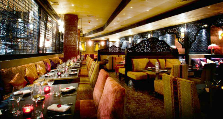 Kenza London restaurant review