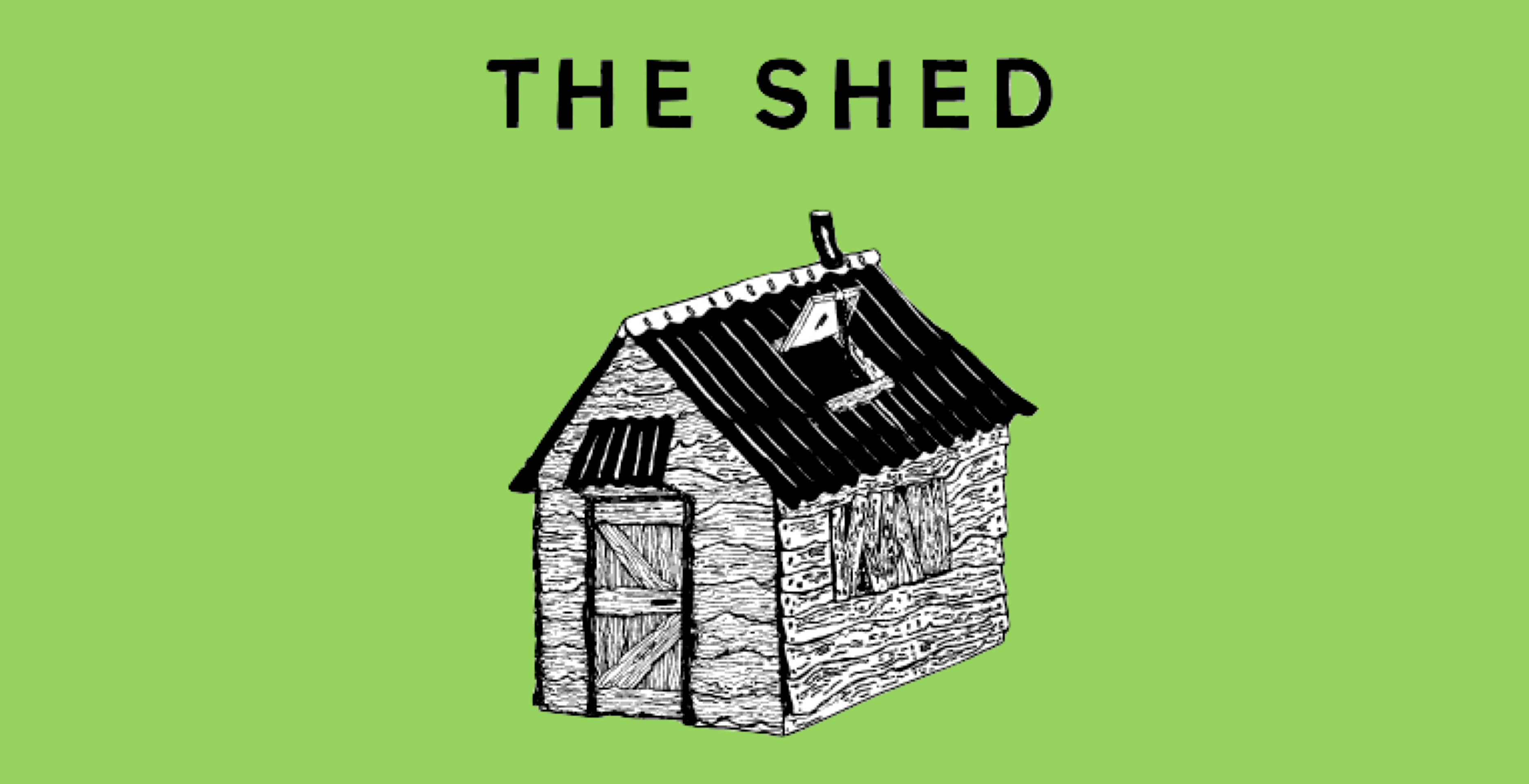 The Shed with Native Dancer