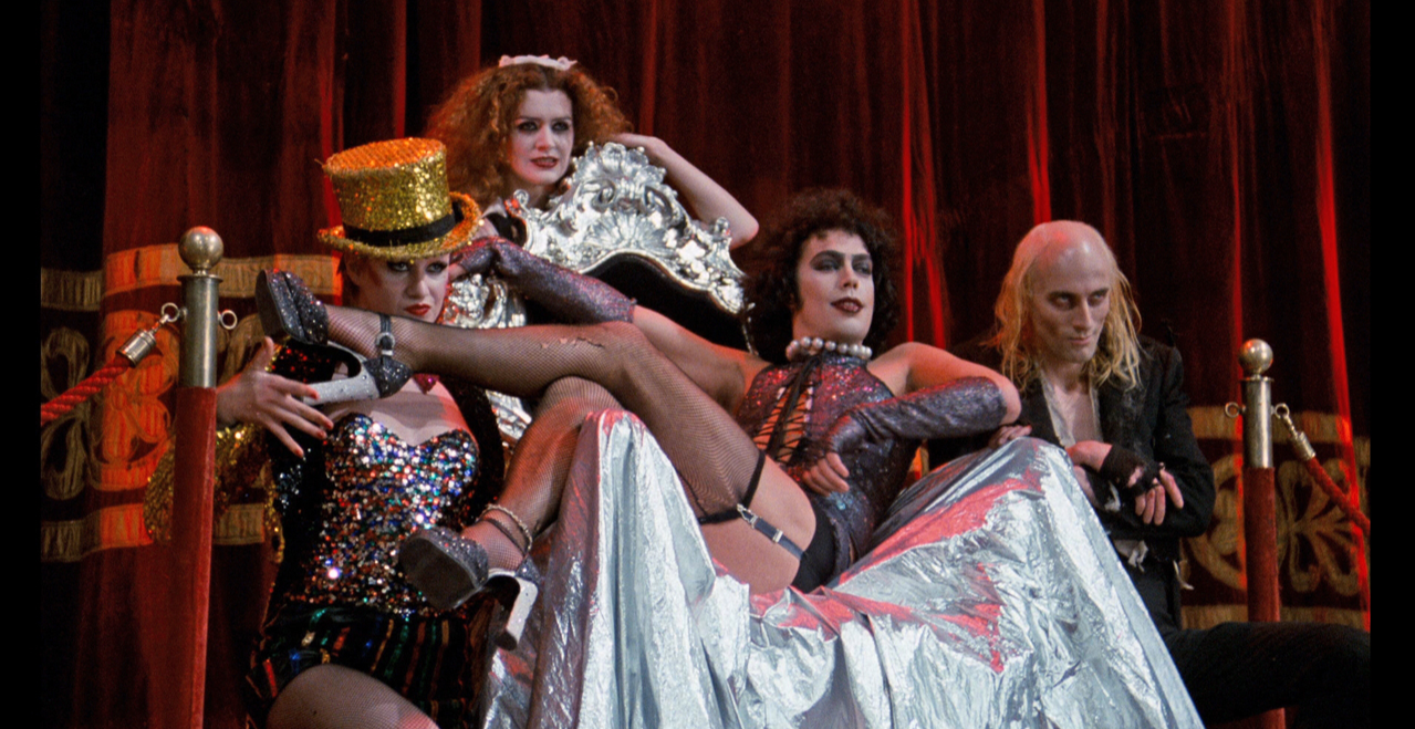 The Rocky Horror Picture Show Pop up cinema night