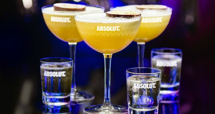 Absolut Pornstar Martini House
