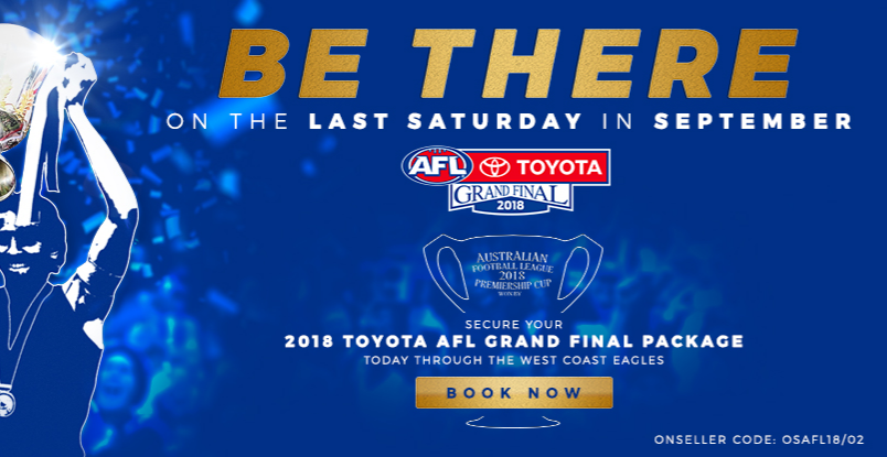 AFL 2018 Grand Final - London Live Screening