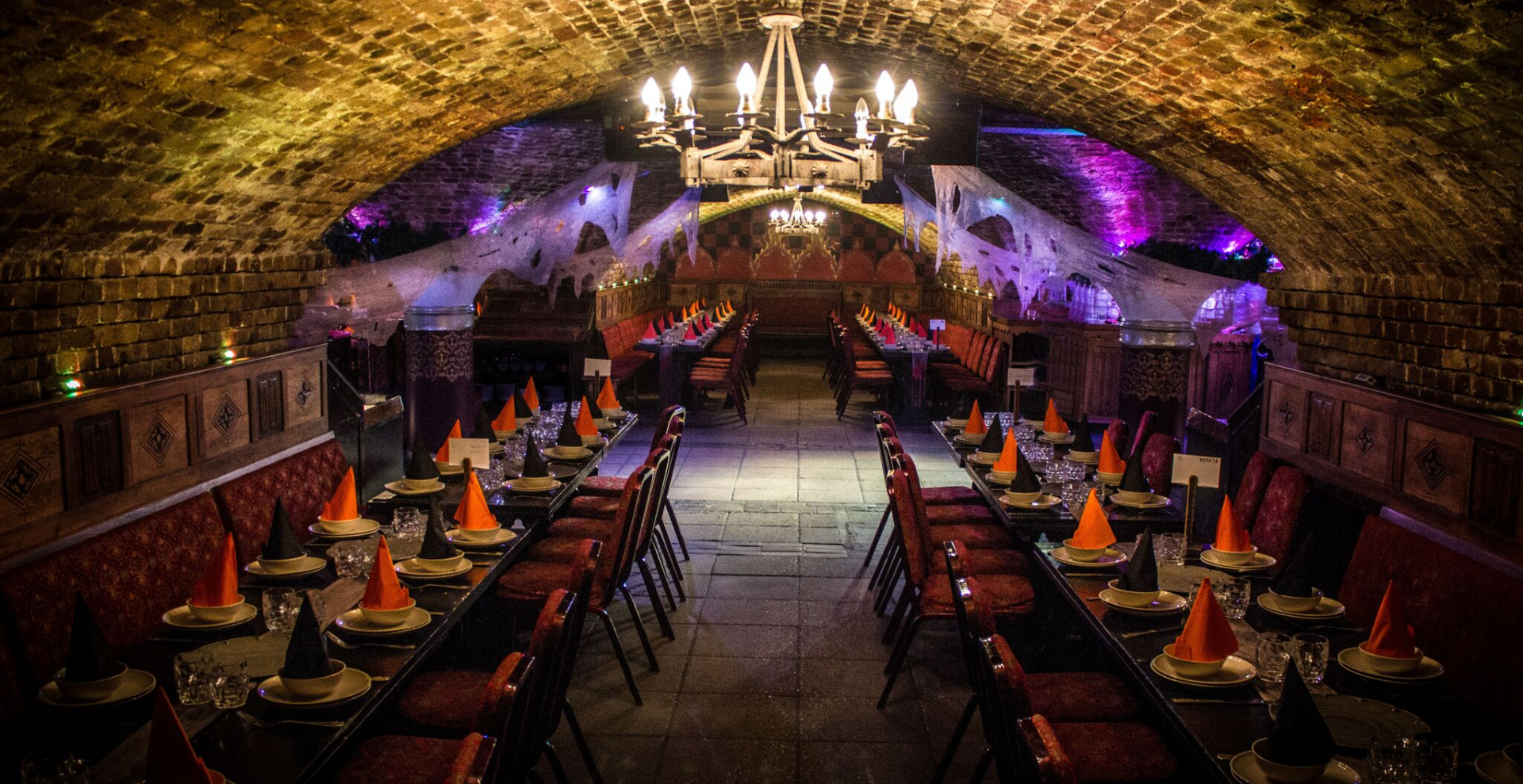 Haunted at The Medieval Banquet