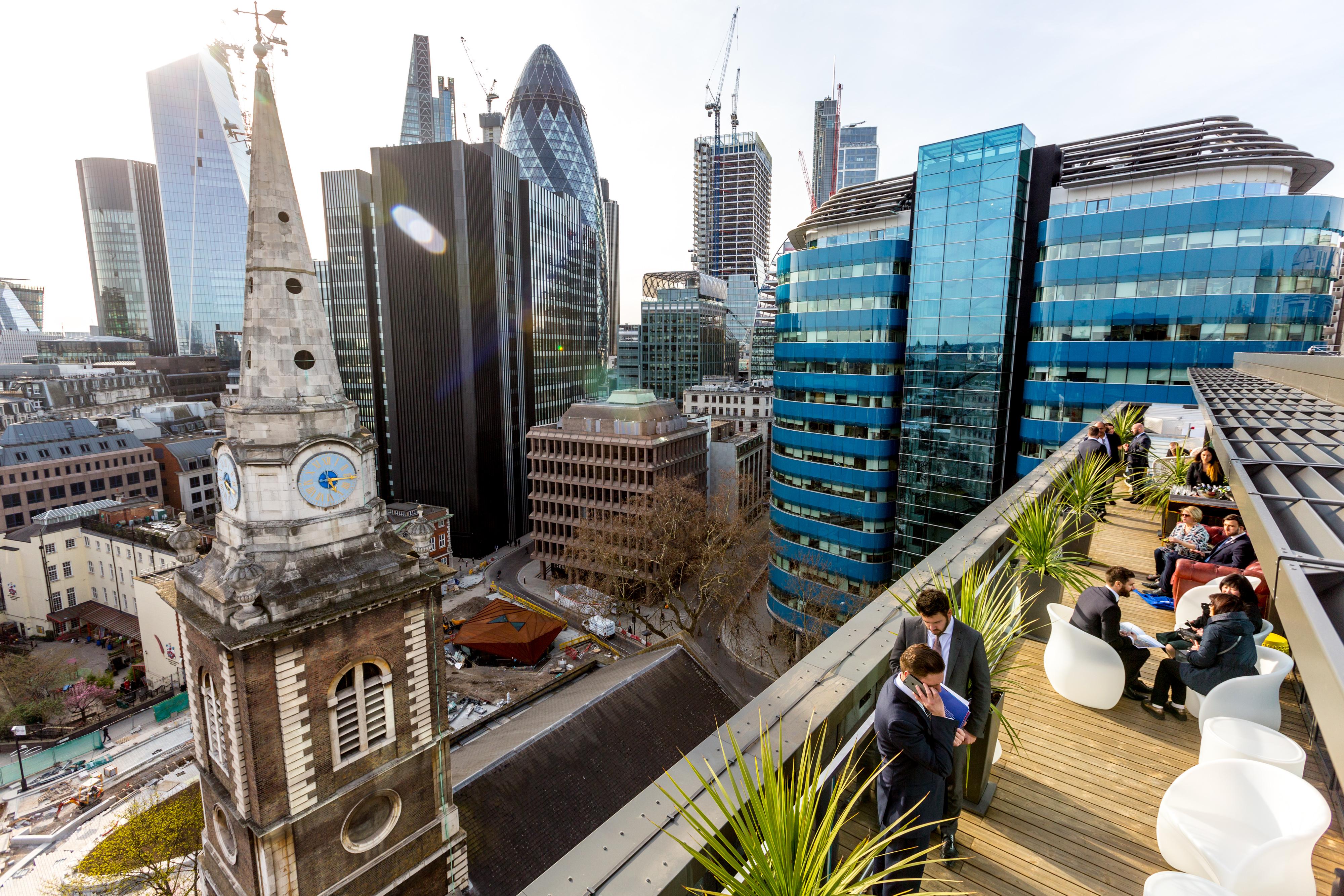 Rooftop Bars in London Best Rooftop Bars in London