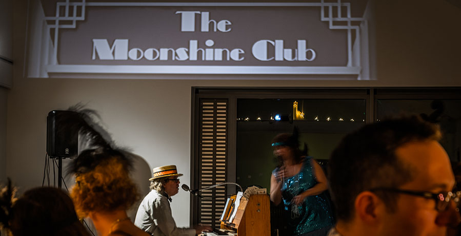 The Moonshine Club