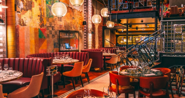 old compton brasserie review london