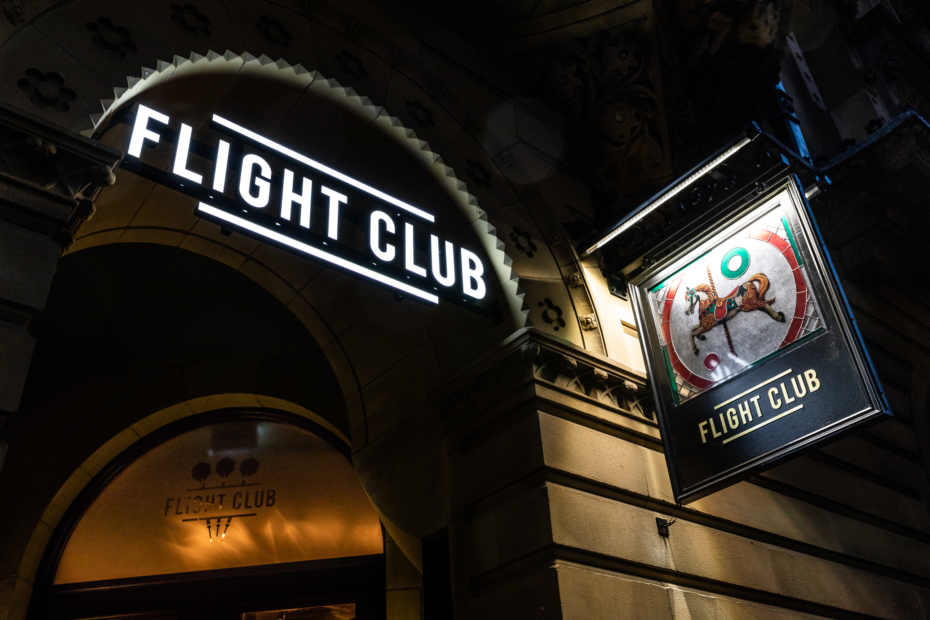 Flight Club Manchester