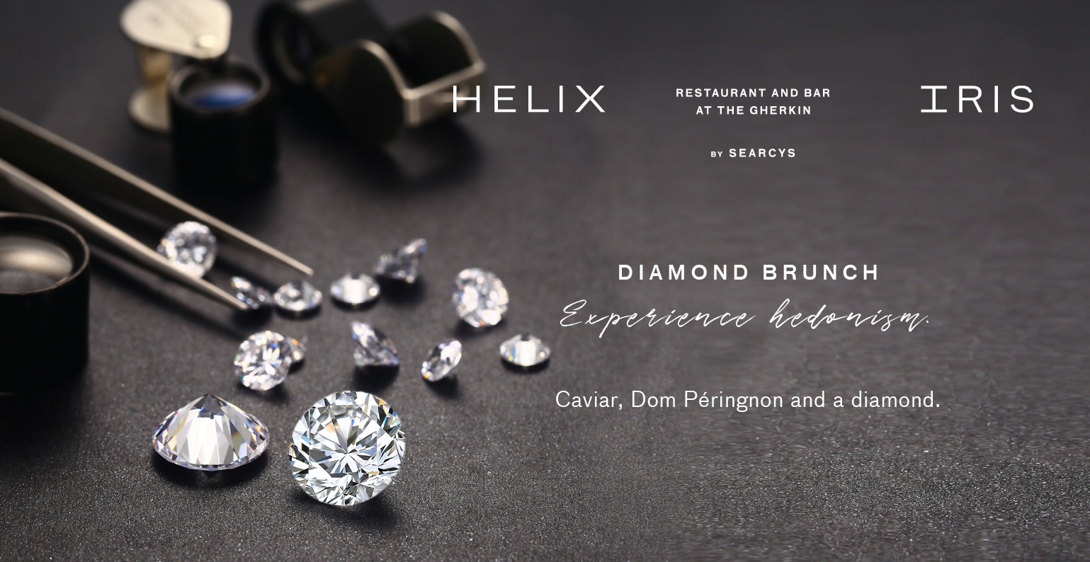 Diamond Brunch: Experience hedonism