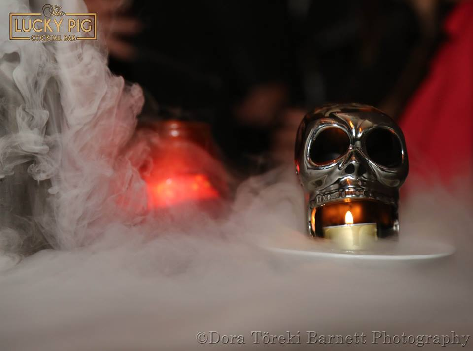 A Fright-fully Fitzrovian Affair - Halloween Party