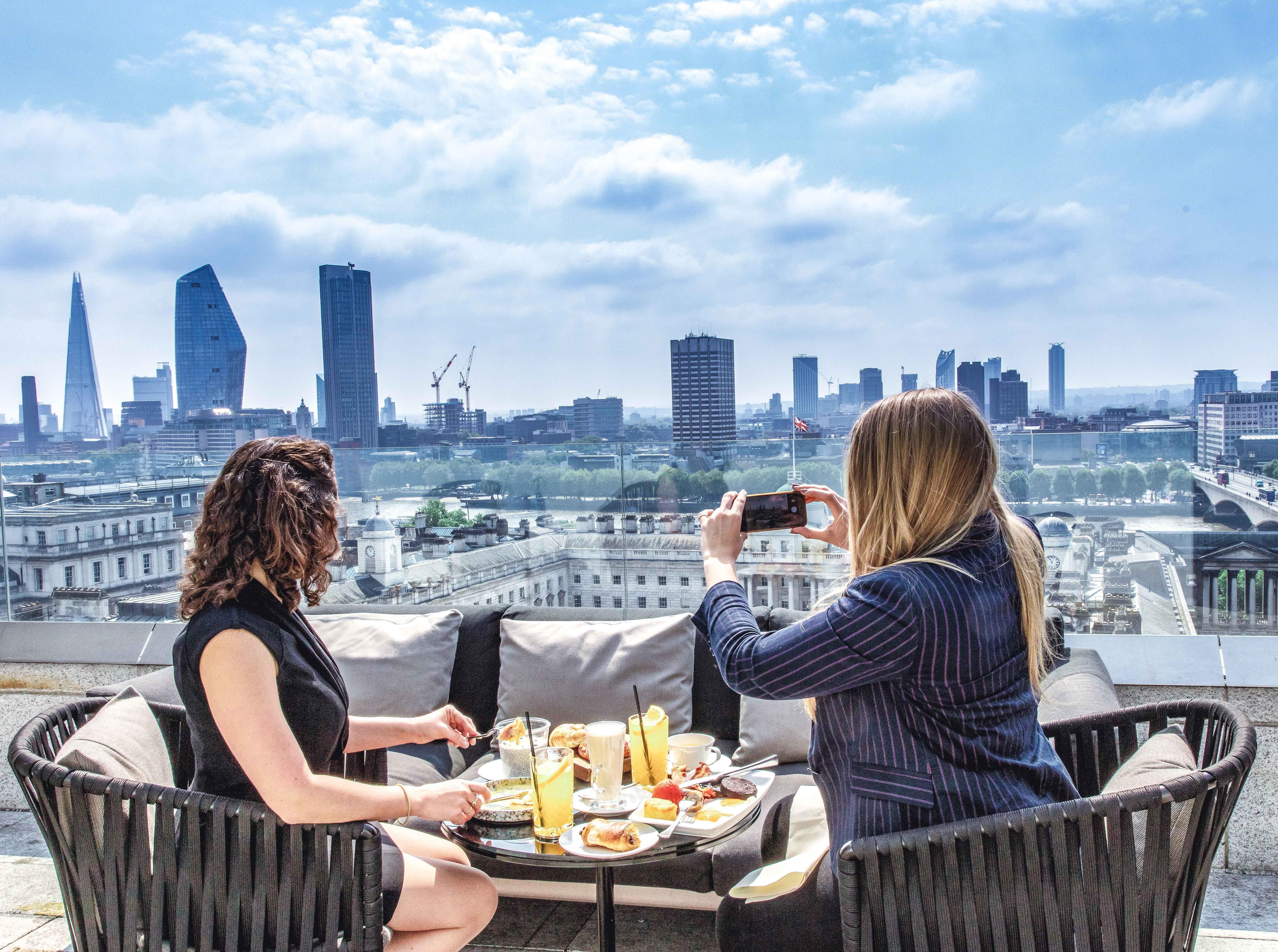 ge: Best Rooftop Bars In London 2013