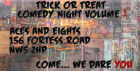Trick or Treat: Halloween Comedy Night Volume 1.