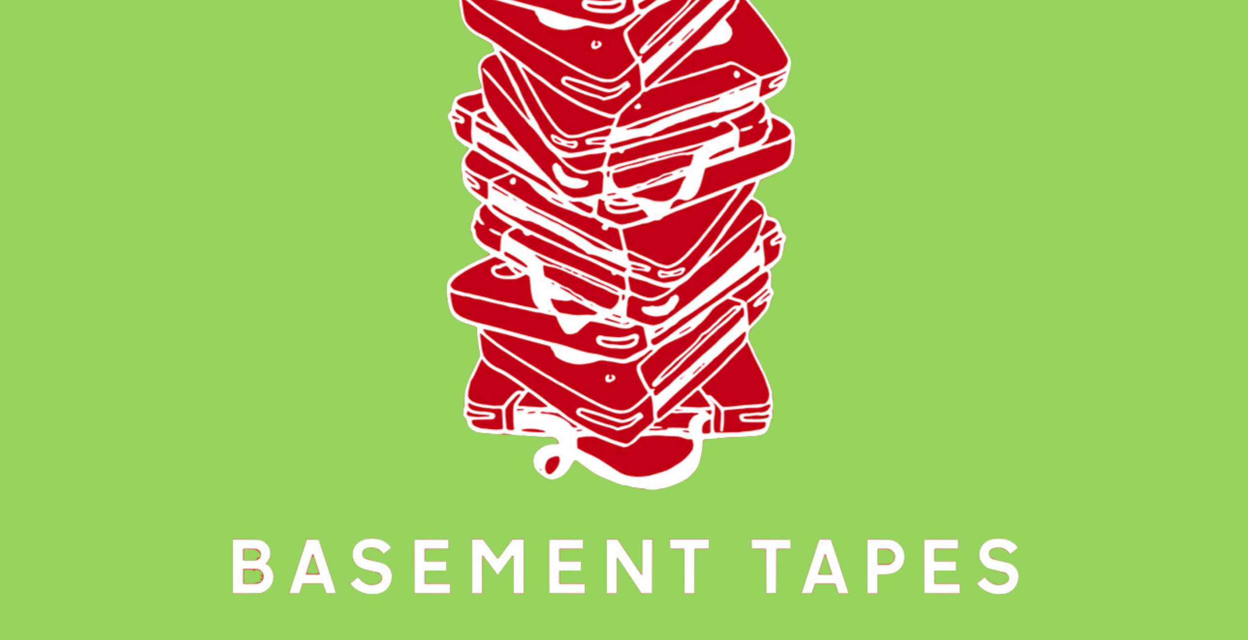 Basement Tapes with Harry Sankey