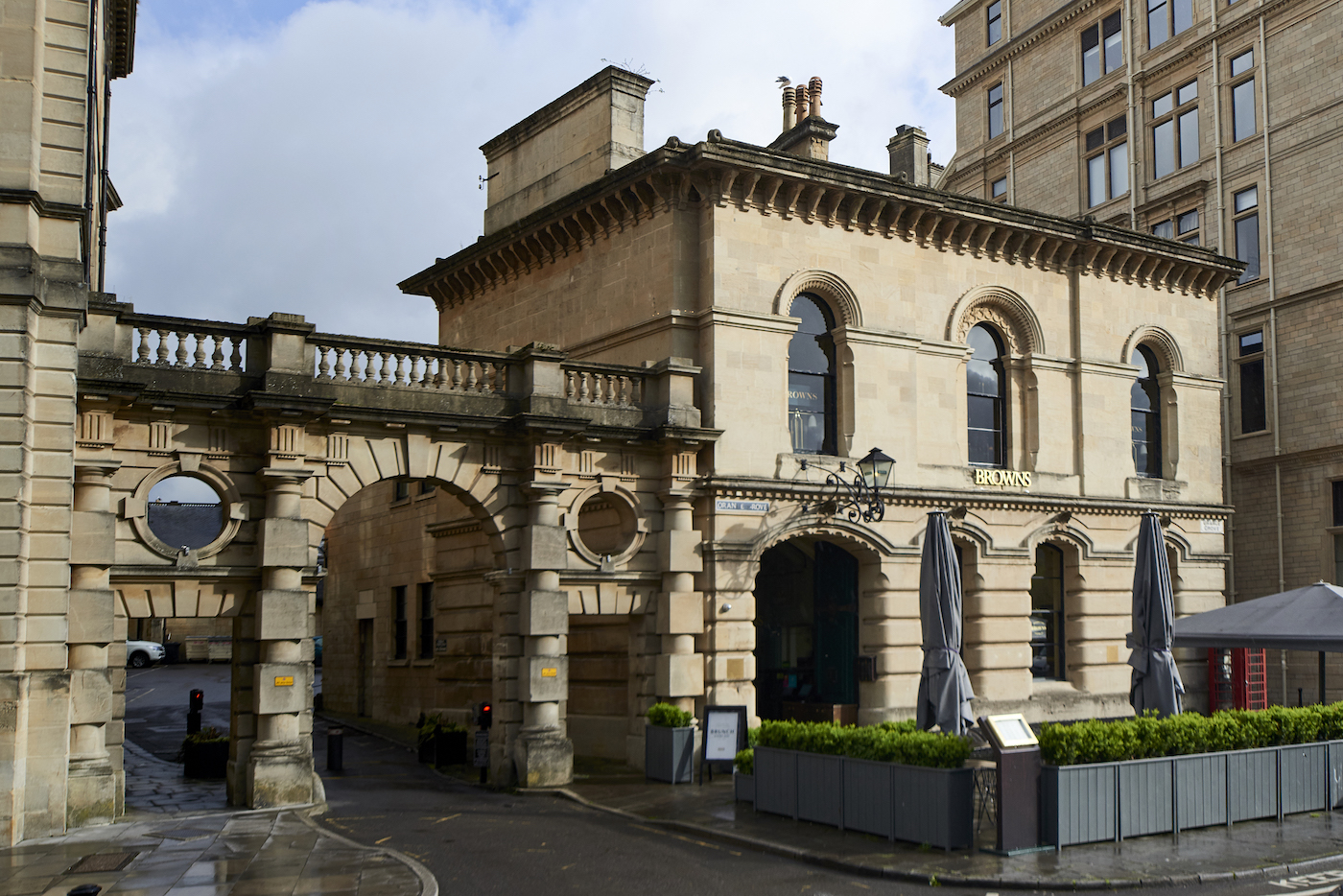 Browns Brasserie & Bar Bath