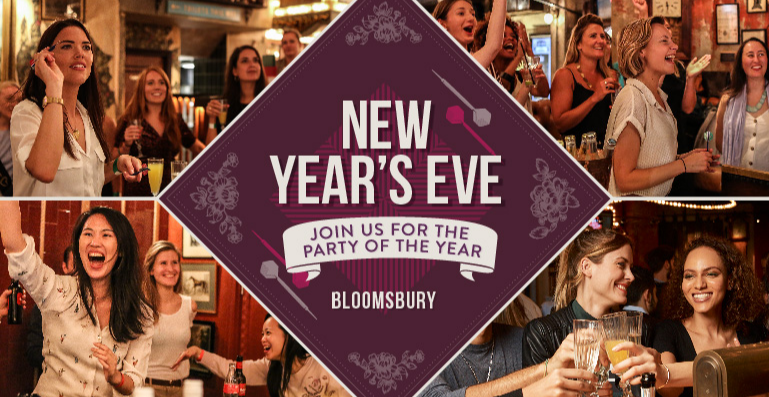 New Year's Eve at Flight Club Bloomsbury