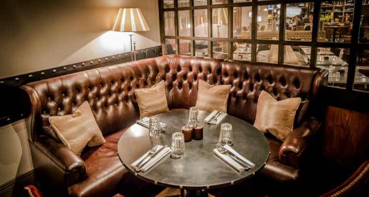 Factory House London Restaurant Review