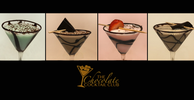 The Chocolate Cocktail Club Christmas
