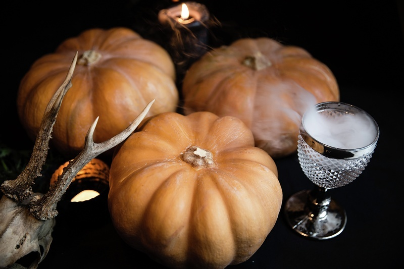 Halloween Kitchen Table Experience at Heddon Street Kitchen
