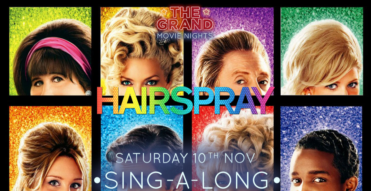 Hairspray Sing-a-Long