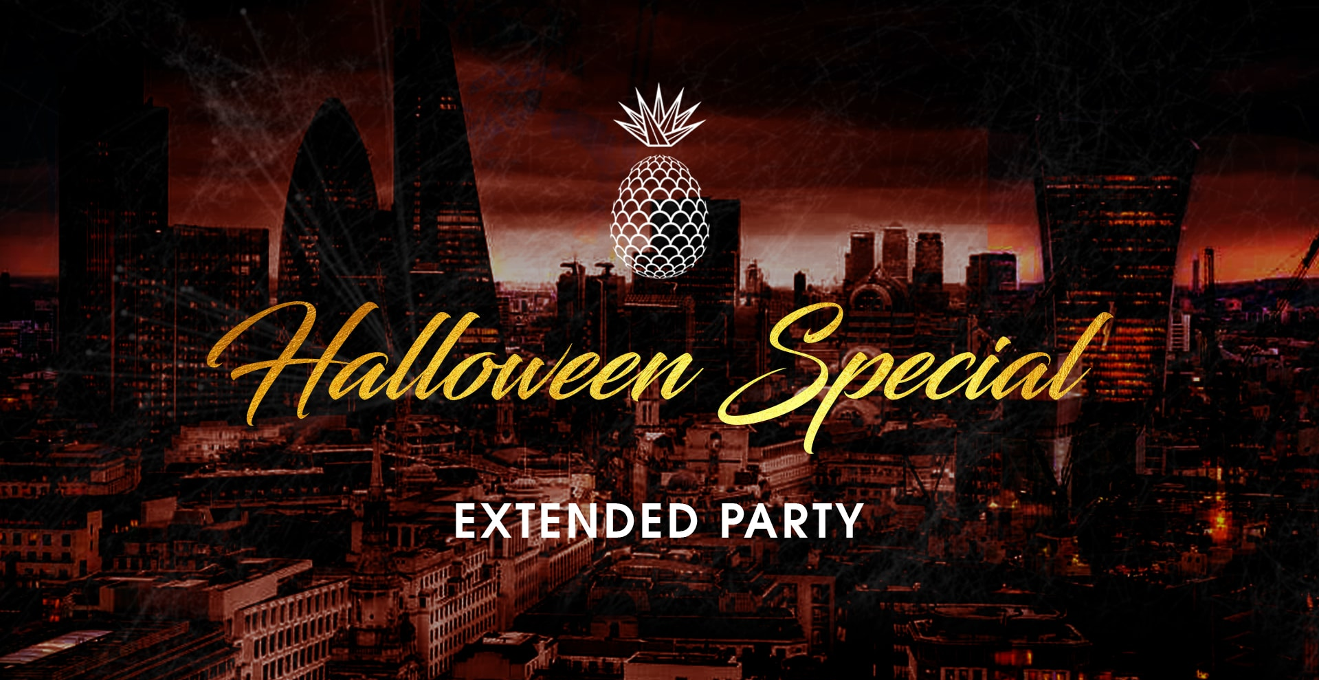 the very best halloween events in london 2018 | designmynight