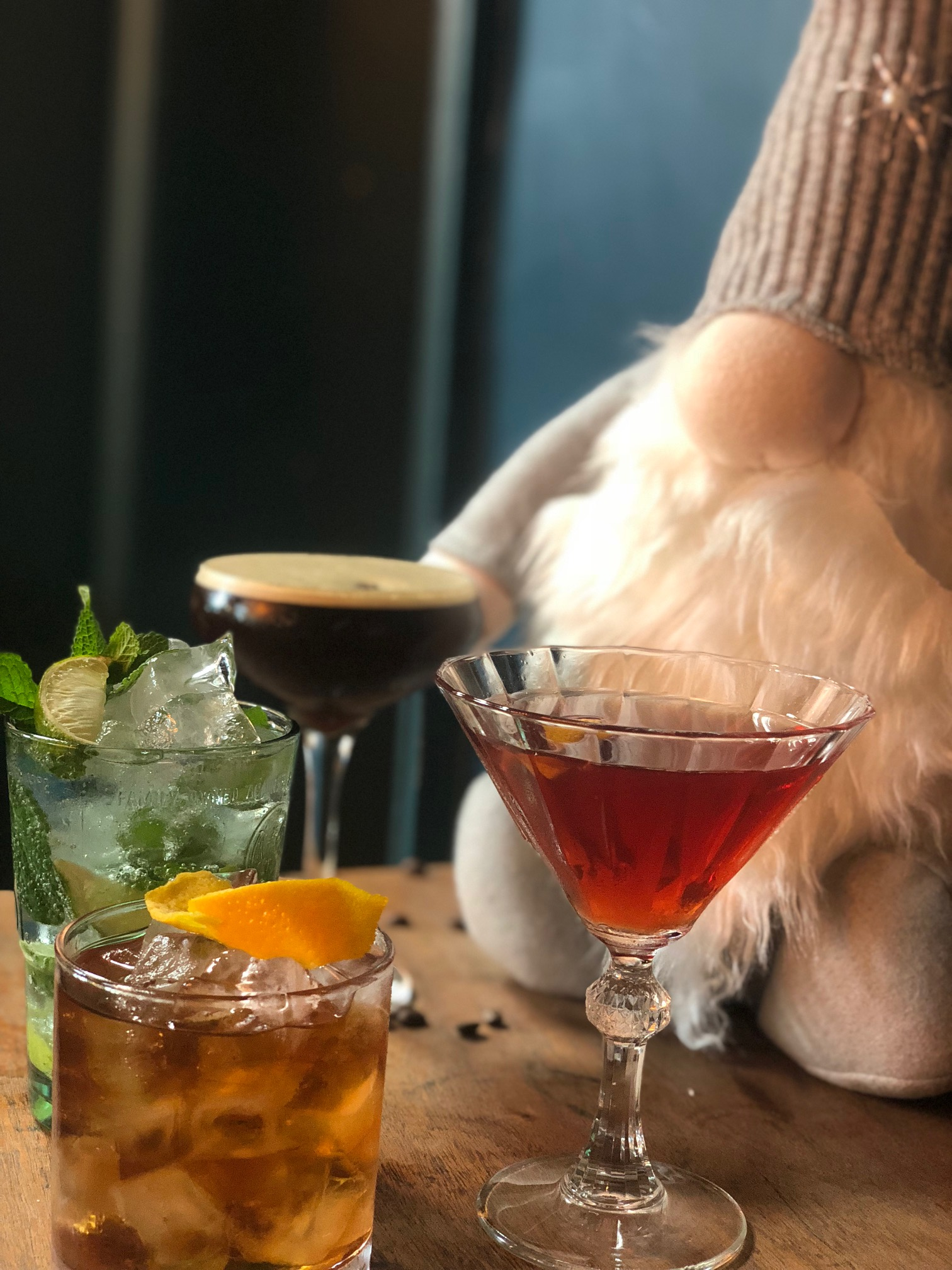 Christmas Cocktail Masterclass