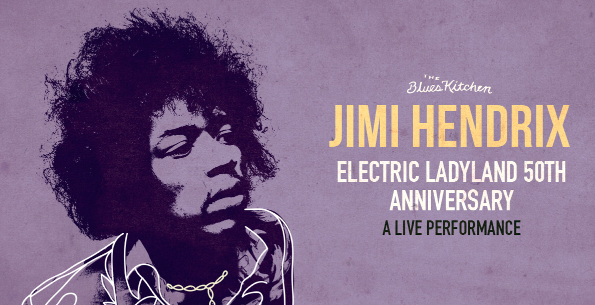 Electric Ladyland 50th Anniversary