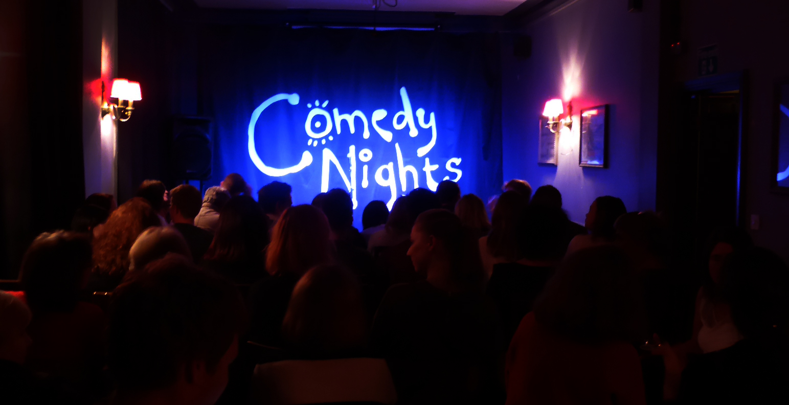 Laugh Train Home Comedy Tuesdays