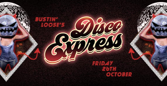 Disco Express: Halloween Special