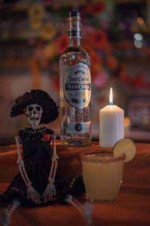 Jose Cuervo Tradicional The Land of the Dead
