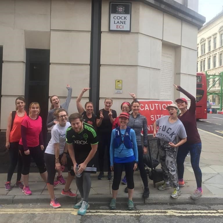 Sex and Scandal - Running Tour of London