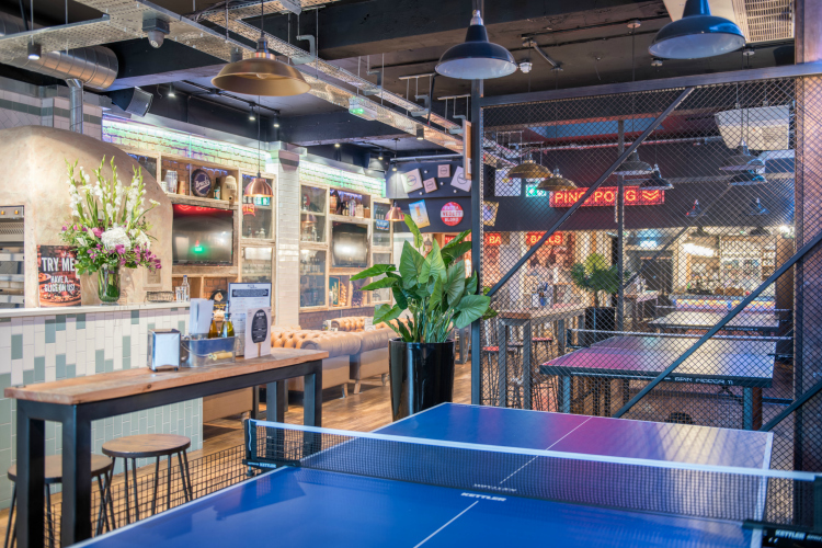 Best Places To Play Ping Pong In London