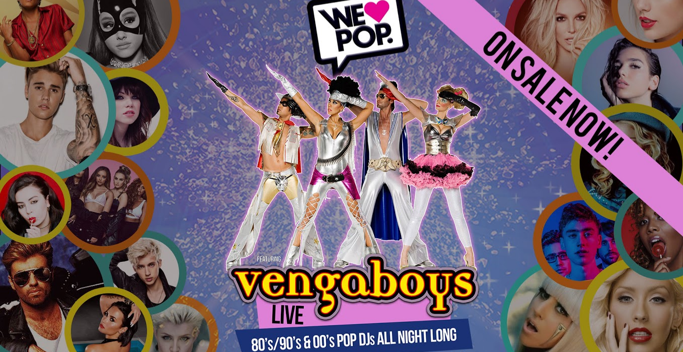 Vengaboys Live At The Grand