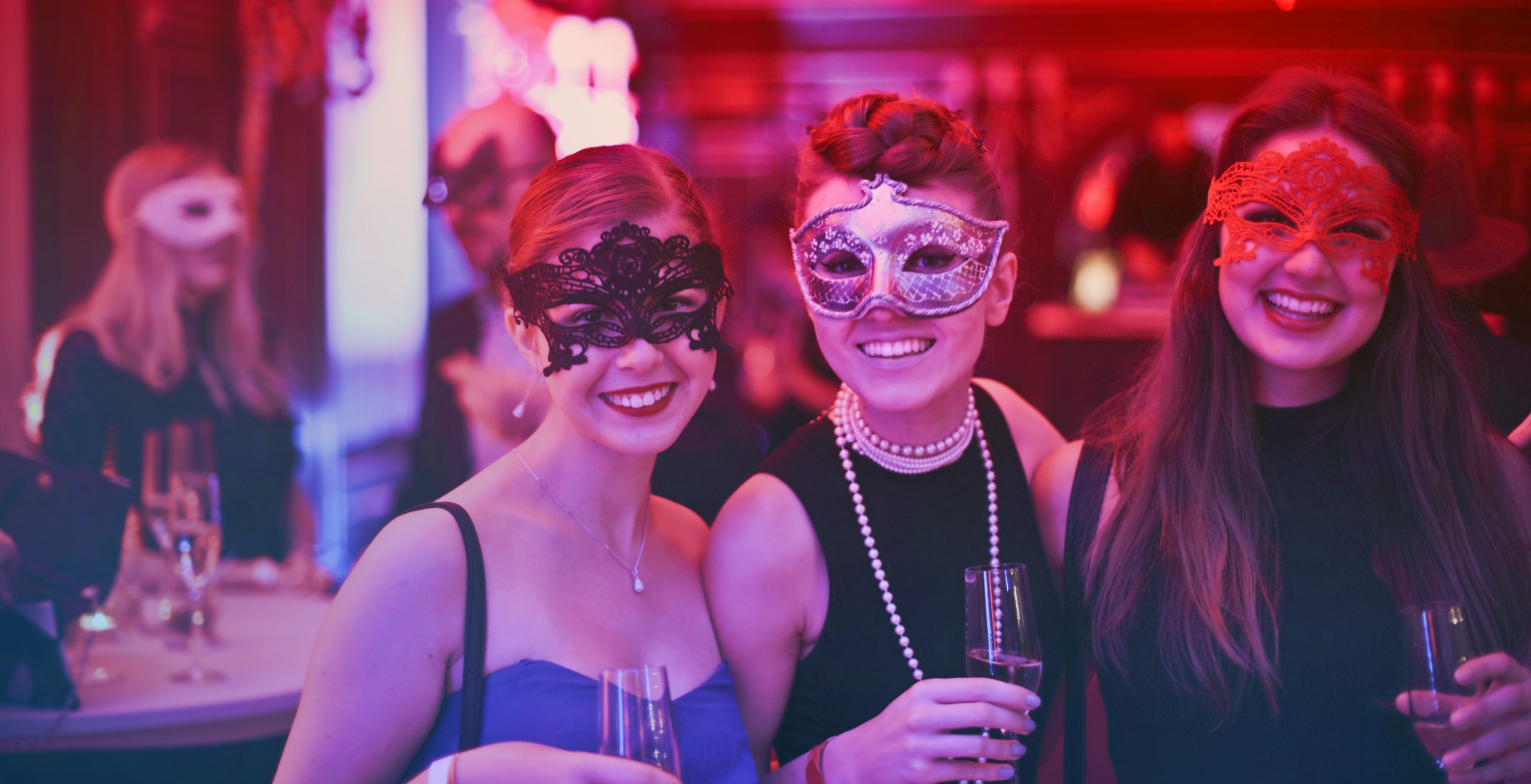 Mystery & Masquerade NYE Party