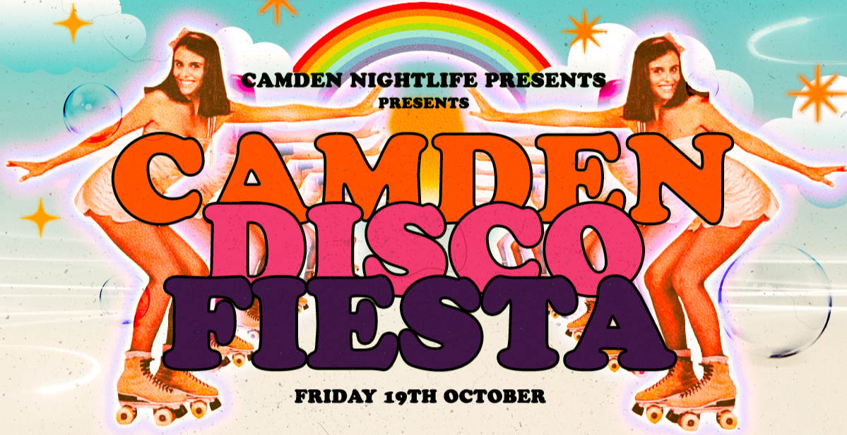 The Camden Disco Fiesta
