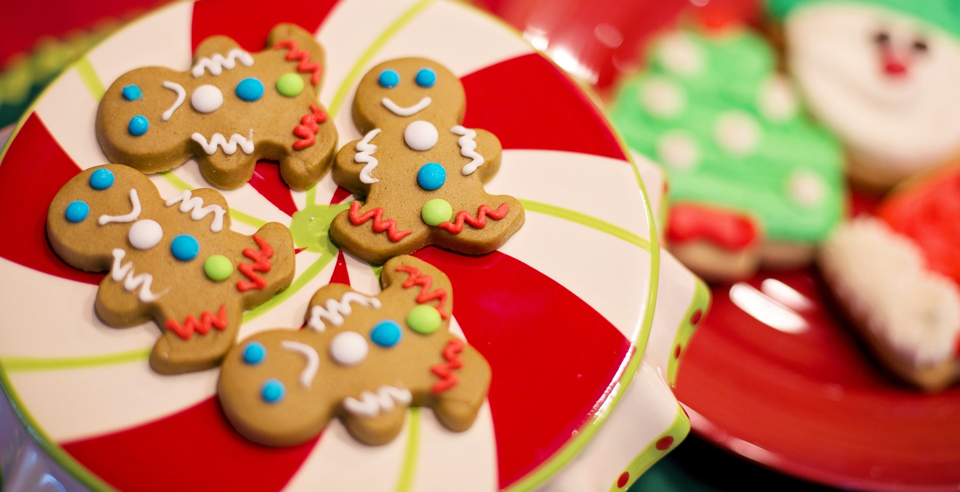 Gingerbread Decorating & Christmas Film