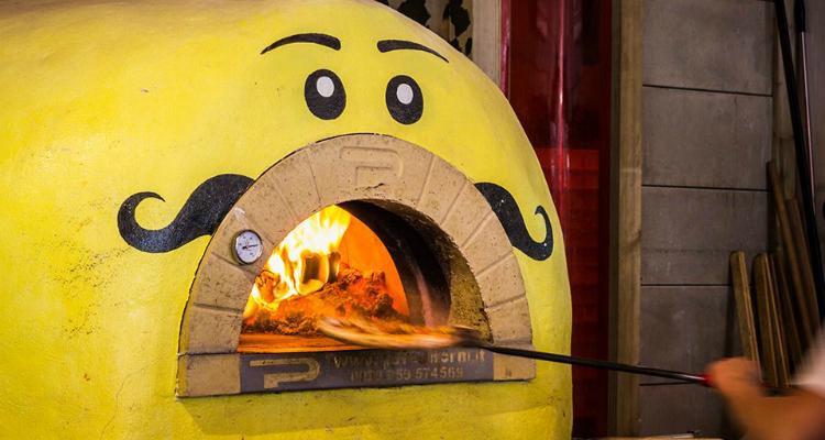 crust bros London restaurant review