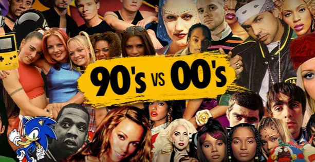 90's V 00's New Year's Eve Party!