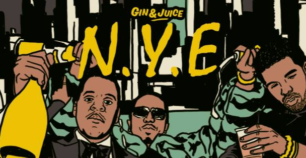 Paradise presents: GIN & JUICE NYE