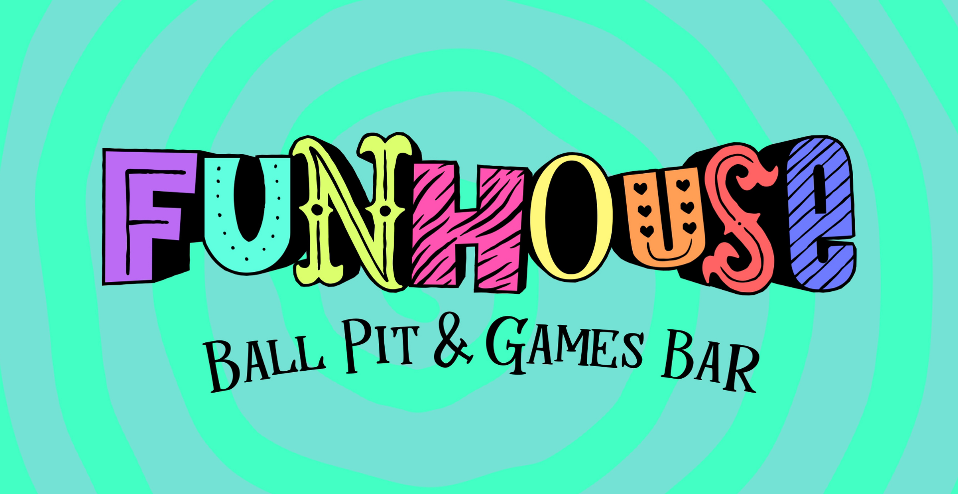 FunHouse Rules - Ball Pit Ticket
