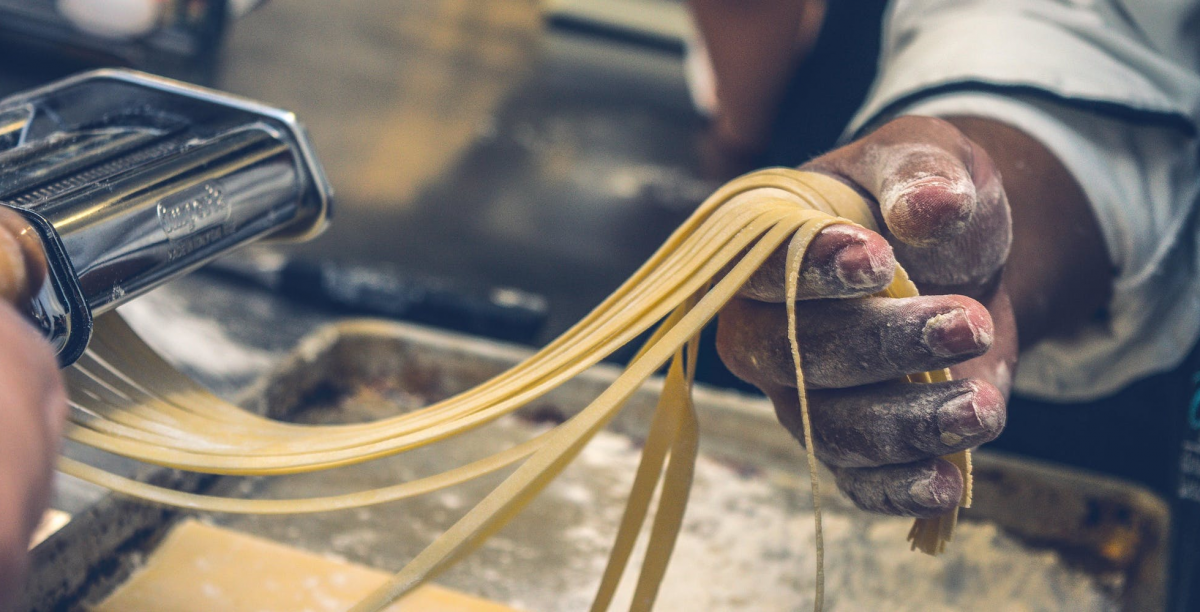 Pasta making masterclass with an artisan pasta chef - Gift Voucher