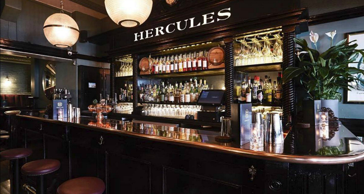 Bar Hercules Soho Review | DesignMyNight