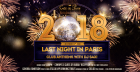 NYE 2018 FROM 9PM AT CAFE DE PARIS