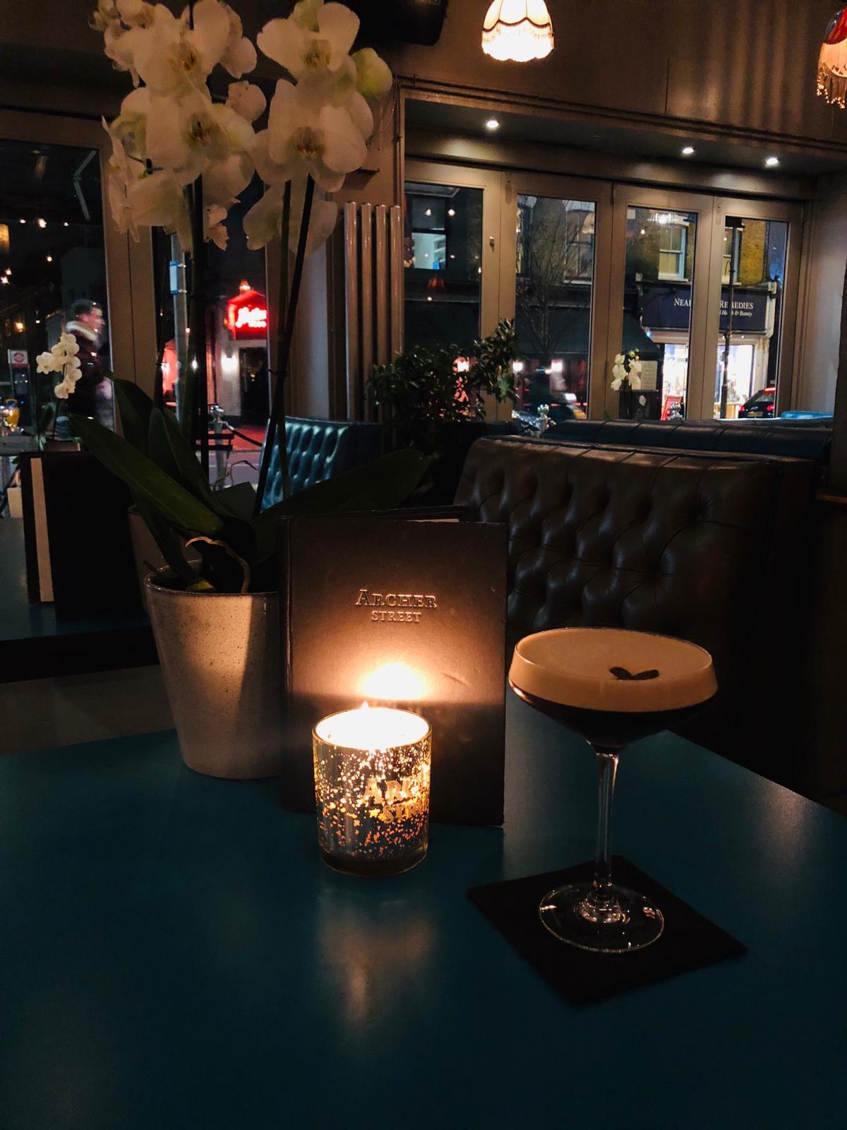 Archer Street SW11 | London Bar Reviews | DesignMyNight
