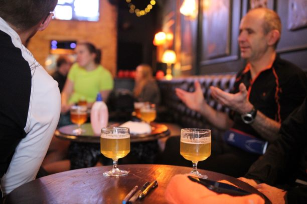 Craft Beers of the East End - Running Tour of London