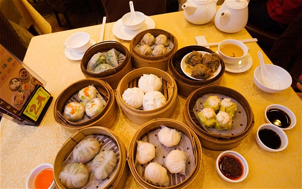 The Dumped Dumpling tour