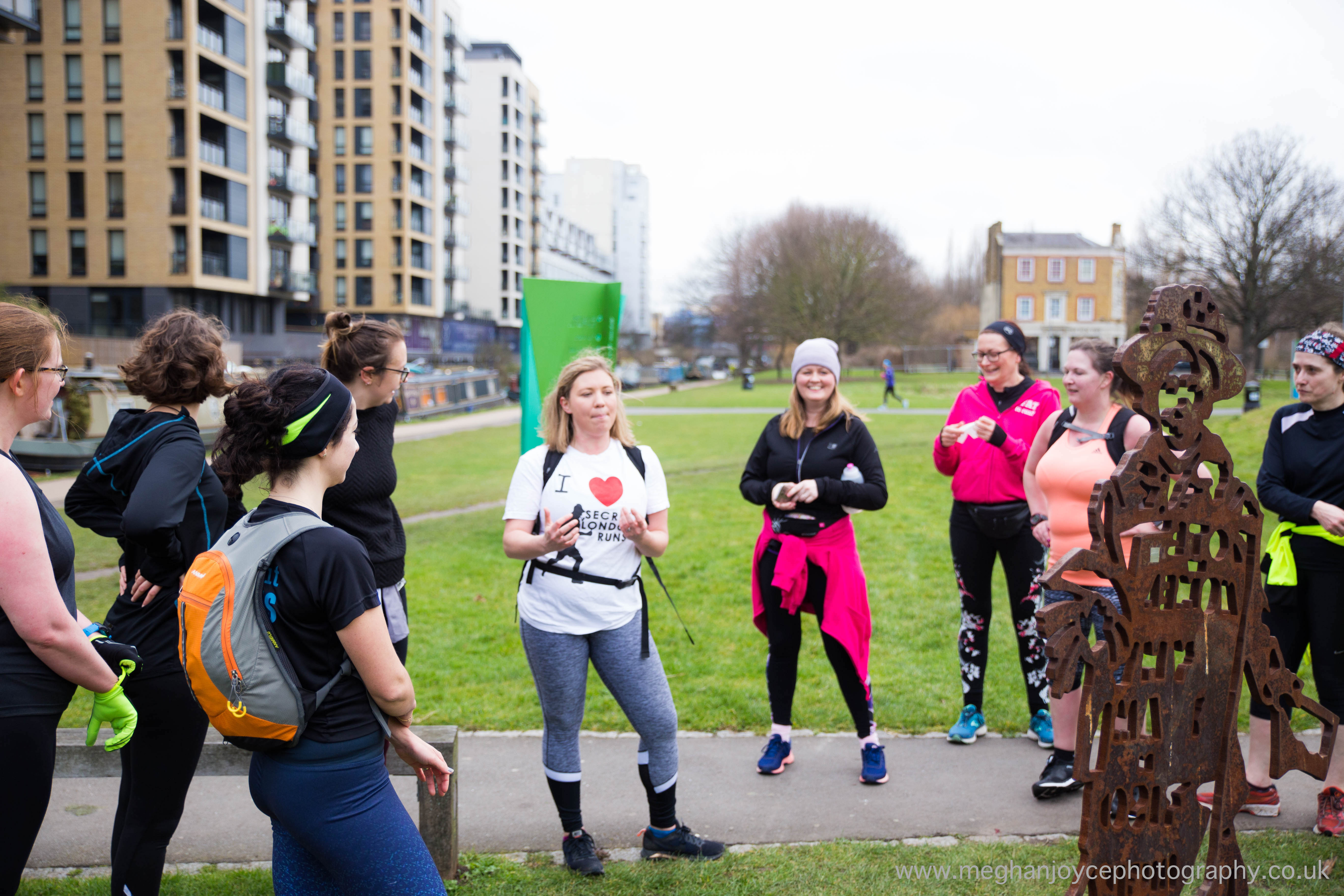 Power Women of the East End - Running Tour of London