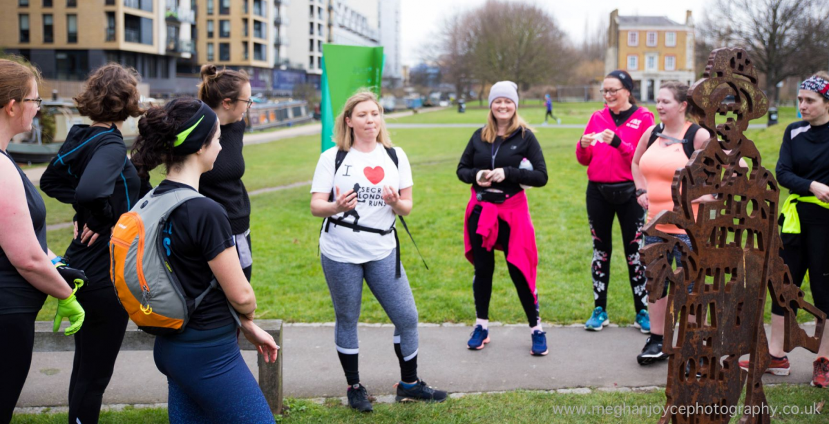 Gift Voucher: Power Women of the East End Running Tour
