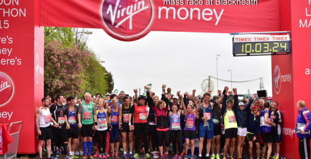The Magic of the London Marathon - Running Tour for 1