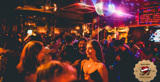 New Year's Eve - Nochevieja! | Covent Garden, London New ...