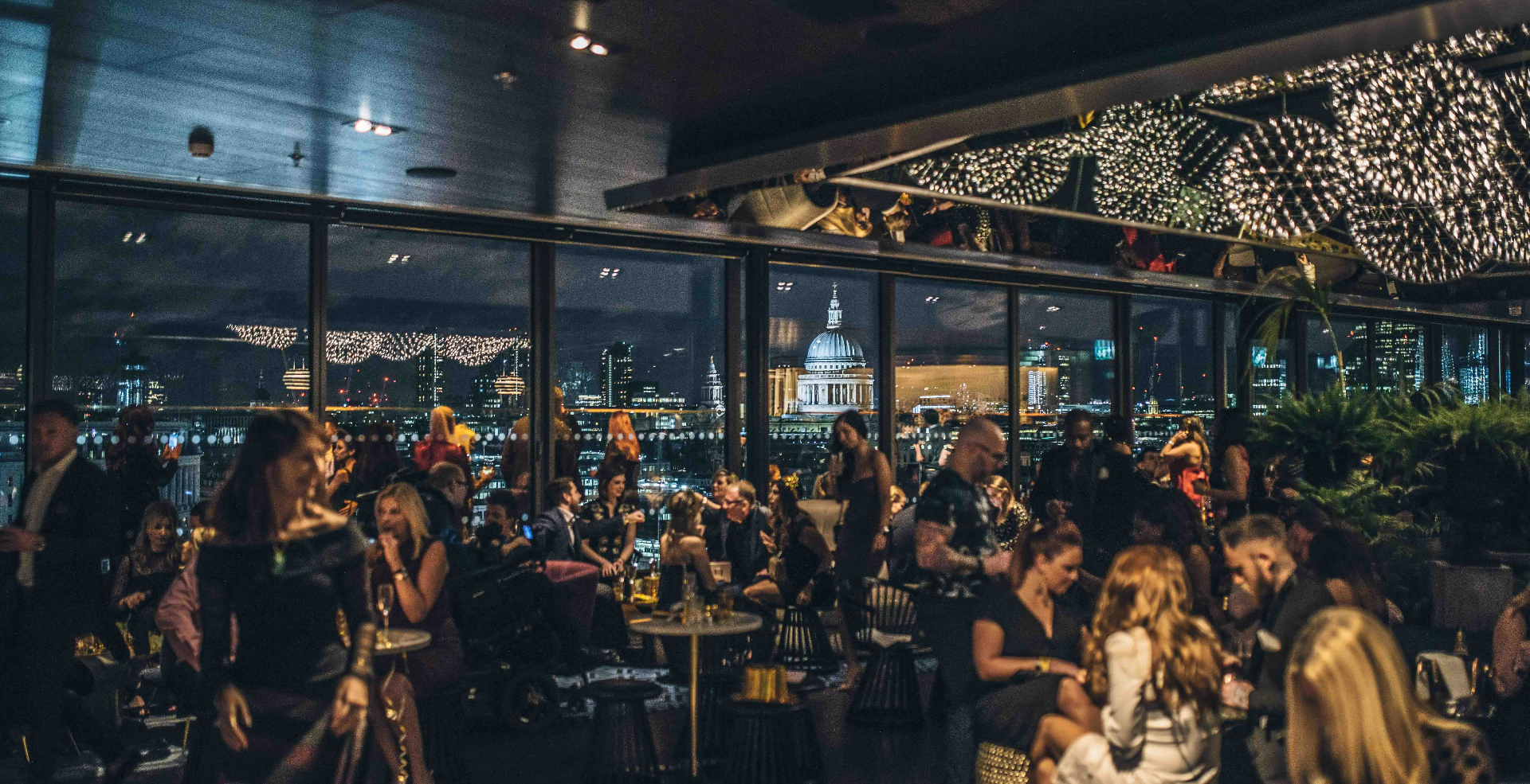 New Year's eve at Rumpus Room